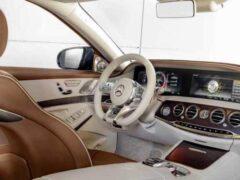 На Mercedes-Benz подали в суд из-за дефектного S-Class