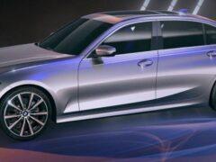 В Индии начались продажи BMW 3-Series Gran Limousine