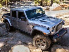 Jeep планирует оснастить свои модели рулевым управлением на все 4 колеса
