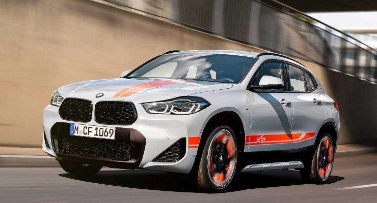 BMW X2 M Mesh Edition, кроссовер