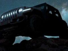 Электрический Jeep Wrangler дебютирует в конце марта