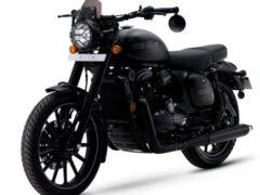 В Сети показали обновленный мотоцикл легендарного бренда Jawa