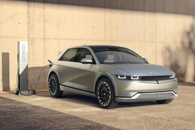 Hyundai Ioniq 5, электрокар