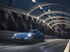 Новый Porsche 911 GT3 получил двигатель от 911 Speedster