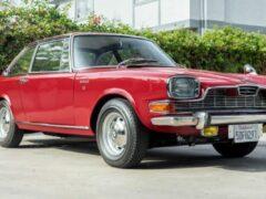 Редкий BMW-Glas 1968 года выпуска не смогли продать с аукциона