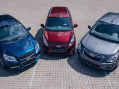 Бюджетные автомобили Chevrolet оказались не нужны покупателям в России