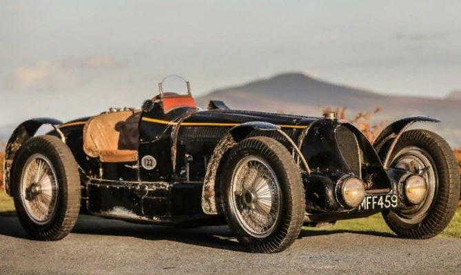 Bugatti Type 59 Sports 1934 года