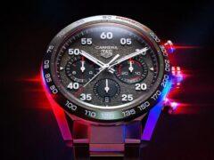 Porsche и швейцарская TAG Heuer представили новую модель часов
