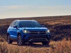В Мексике стартовало производство компактного кроссовера Volkswagen Taos
