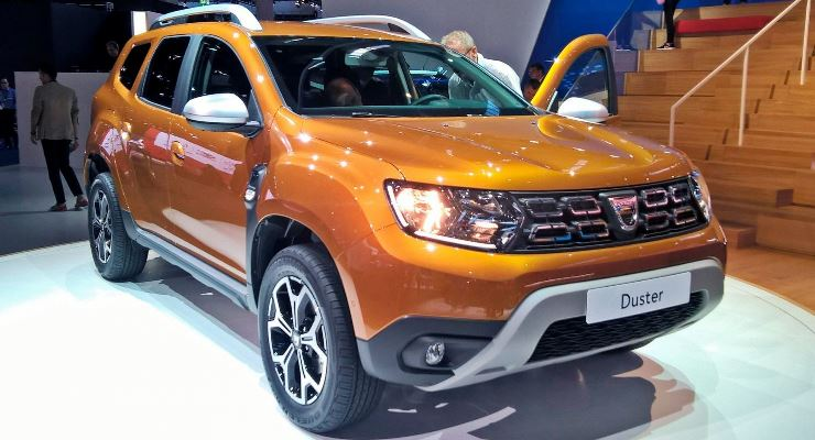 Renault Duster, второго поколения