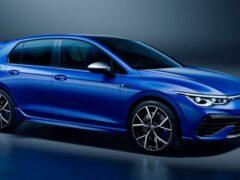 Компания Volkswagen может вывести на рынок новую версию Golf R