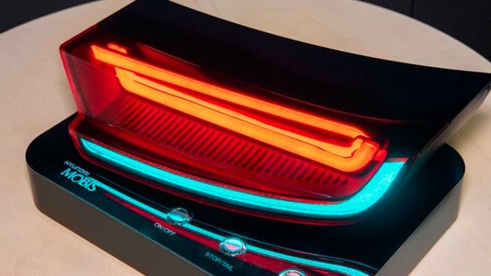 Hyundai HLED, новая светотехника