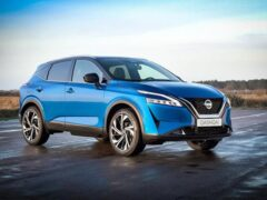 Nissan представил кроссовер Qashqai нового поколения