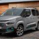 Citroen представил первый электрический фургон e-Berlingo