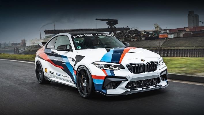 BMW M4 GTS в исполнении MH2 GTR