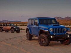 Jeep удивил клиентов ценой на новый Wrangler Rubicon 392