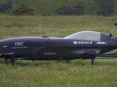 Alauda Aeronautics показала первый в мире гоночный летающий авто