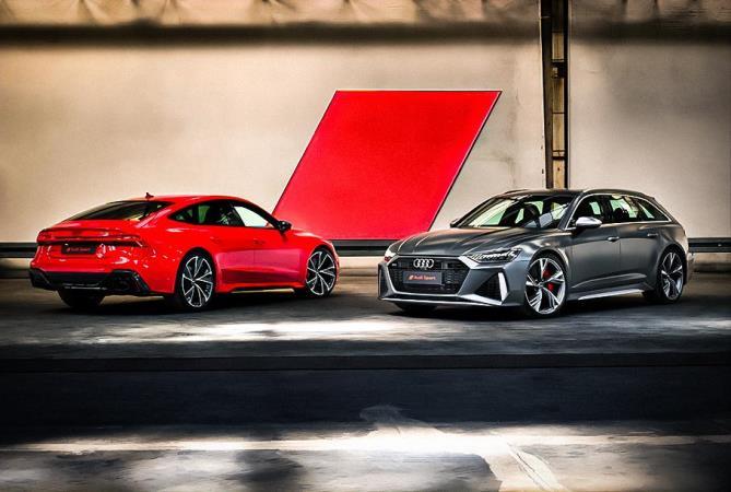 Audi RS 6 и RS 7