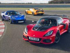 Lotus Elise и Exige получили прощальные версии