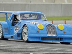 Morgan выпустит ограниченный тираж спорткаров Morgan Plus 8 GTR