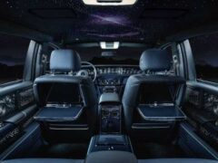 Rolls-Royce представил спецверсию седана Phantom Tempus