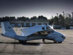 Летающий автомобиль Terrafugia Transition получил право на полеты