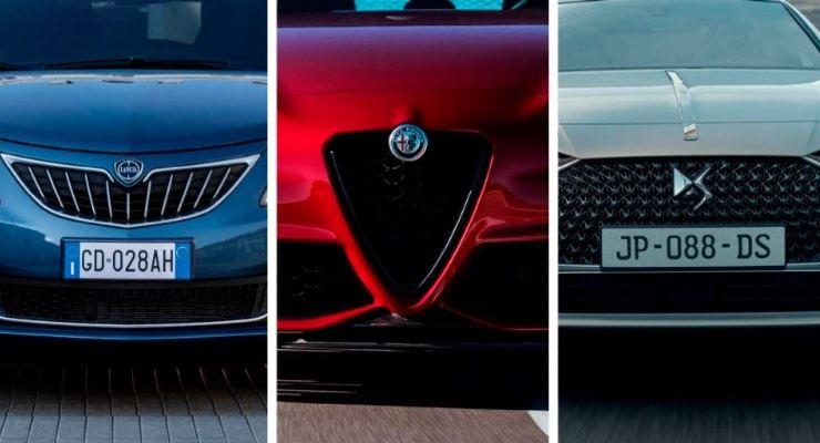 Alfa Romeo, DS и Lancia