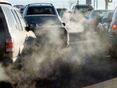 Выбросы в атмосферу растут вместе со спросом на внедорожники