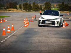 Toyota GR Yaris справился с «лосиным» тестом после нескольких неудач