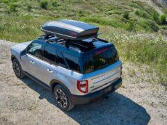 Ford Bronco Sport обзавёлся аксессуарами для активного отдыха