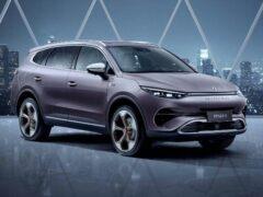 Daimler рассказал о будущем китайского бренда Denza