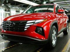 Hyundai опубликовал прайс-лист на новый Tucson для США