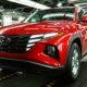 Новый кроссовер Hyundai Tucson запущен в производство