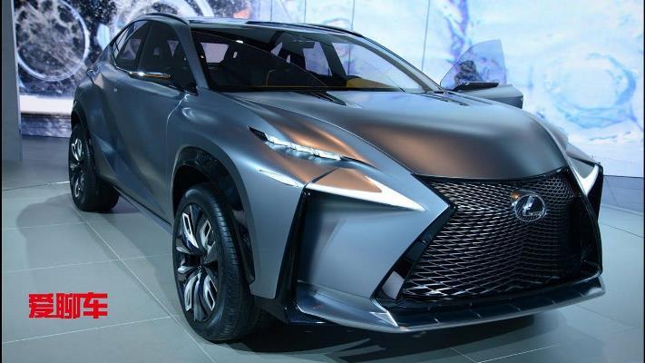 Lexus NX, нового поколения