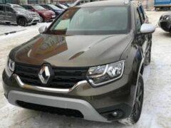Renault Duster второй генерции: комплектации и рублевые цены