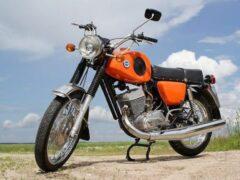 «ИЖ Планета Спорт» – единственный мотоцикл в СССР, способный догнать «Яву»