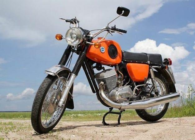 ИЖ Планета Спорт, мотоцикл