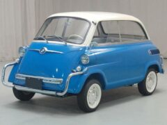 В России продают микрокар BMW 1958 г. в. за 5,5 млн рублей