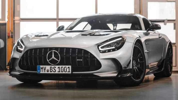 Mercedes-AMG GT Black Series, тюнинг