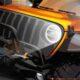 Jeep опубликовала тизер Wrangler Magneto, который дебютирует весной