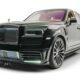 Ателье Mansory показало доработанный роскошный Rolls-Royce Cullinan