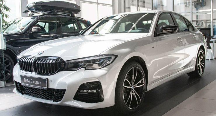 BMW, автосалон