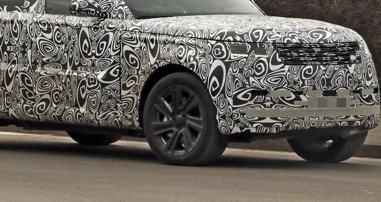 Land Rover Range Rover 2022 года