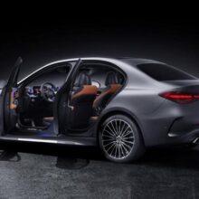 Официально представлен новый Mercedes-Benz C-Class
