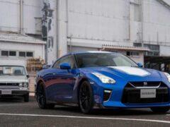 Суперкар Nissan GT-R получит прощальную гибридную версию