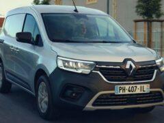 Renault представил новый коммерческий автомобиль Kangoo
