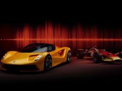 Lotus подарила электрическому гиперкару Evija «голос» мощного V8