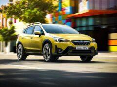 Эксперты сравнили фары и обогревы Mazda CX‑30, Skoda Karoq и Subaru XV