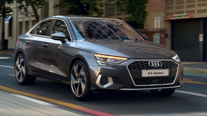 Audi A3, седан