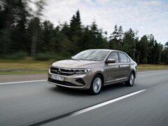 В России открыт прием заказов на футбольную спецверсию Volkswagen Polo